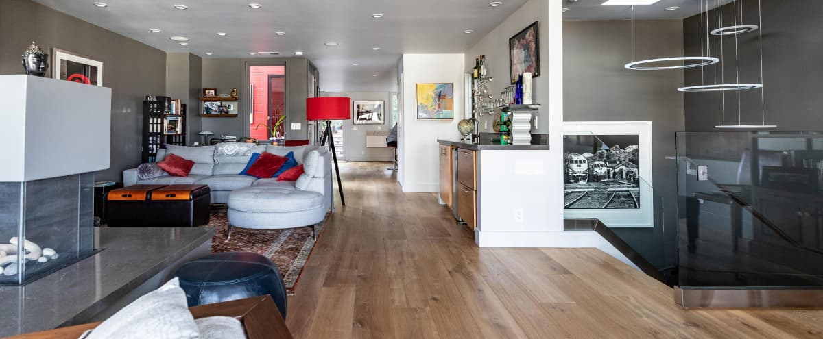 Modern Warm and Inviting Entertainer's Dream, Spacious with Views in San Francisco Hero Image in Potrero Hill, San Francisco, CA