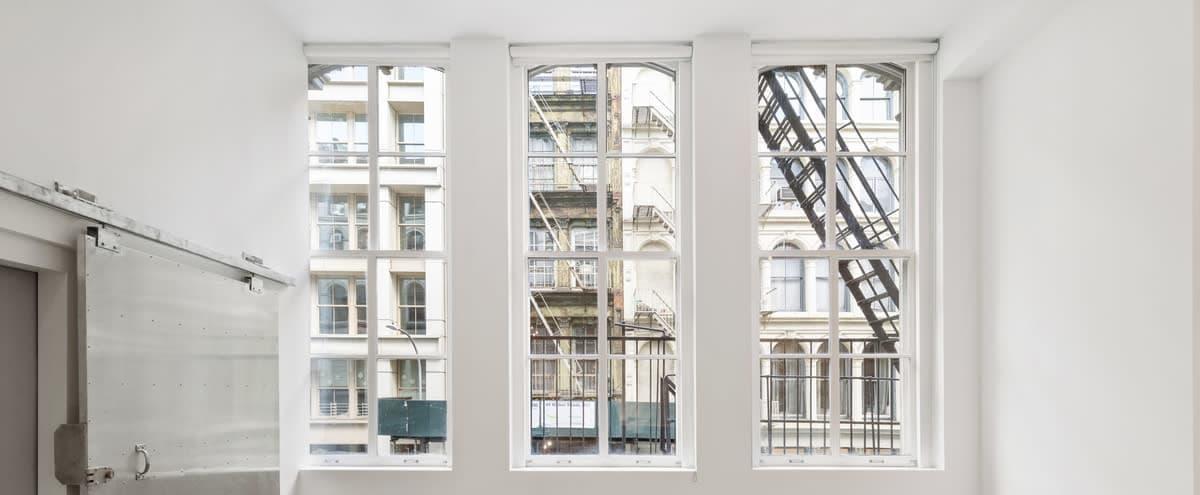 HUGE Light-filled Tribeca Artists' Loft in New York Hero Image in Lower Manhattan, New York, NY