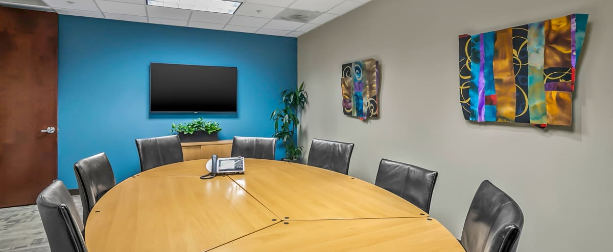 Fully Equipped Conference Room near University Area in Charlotte Hero Image in undefined, Charlotte, NC