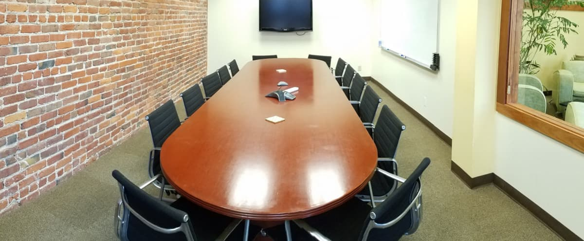 Private 14 Person Conference Room on Mission Street in San Francisco Hero Image in South Beach, San Francisco, CA