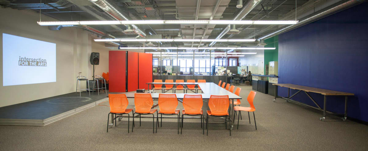SoMa Downtown Event/Workshop/Meeting Space in Iconic Building - 1 Block from Moscone in San Francisco Hero Image in South of Market, San Francisco, CA