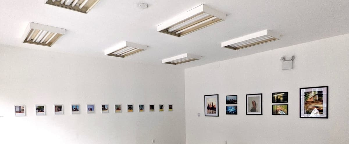 A Clean and Open Box Gallery in Brooklyn in Brooklyn Hero Image in Bedford-Stuyvesant, Brooklyn, NY