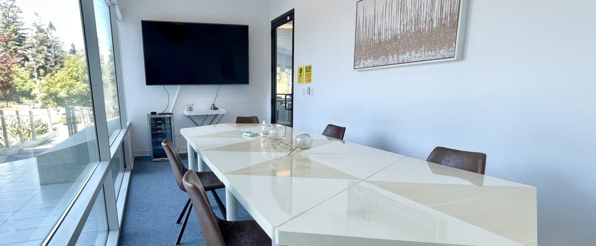 Modern Conference Room in Santa Clara Hero Image in undefined, Santa Clara, CA