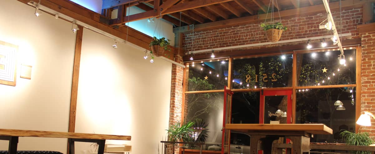 Beautiful Intimate Event Venue in Berkeley Hero Image in Southwest Berkeley, Berkeley, CA