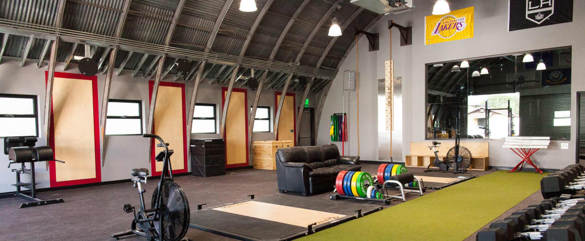 EXCLUSIVE ACCESS Spacious Hangar/Premier Fitness Facility in Playa Vista in Culver City Hero Image in Westchester, Culver City, CA