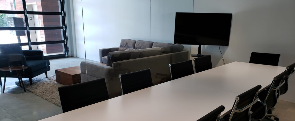 Creative and Modern Office space w/ Confrence Rooms, Kitchen, Private Glass Wall Offices. in Los Angeles Hero Image in undefined, Los Angeles, CA