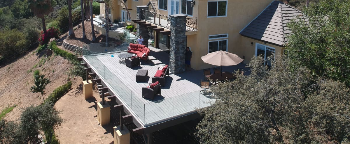 Hilltop Mansion with Vista Views in Glendora Hero Image in undefined, Glendora, CA