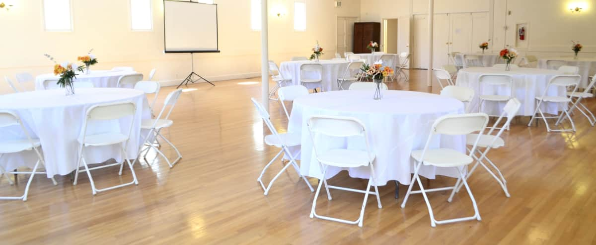 Peaceful, Large Event and Meeting Space set in Nature in San Anselmo Hero Image in Sleepy Hollow, San Anselmo, CA