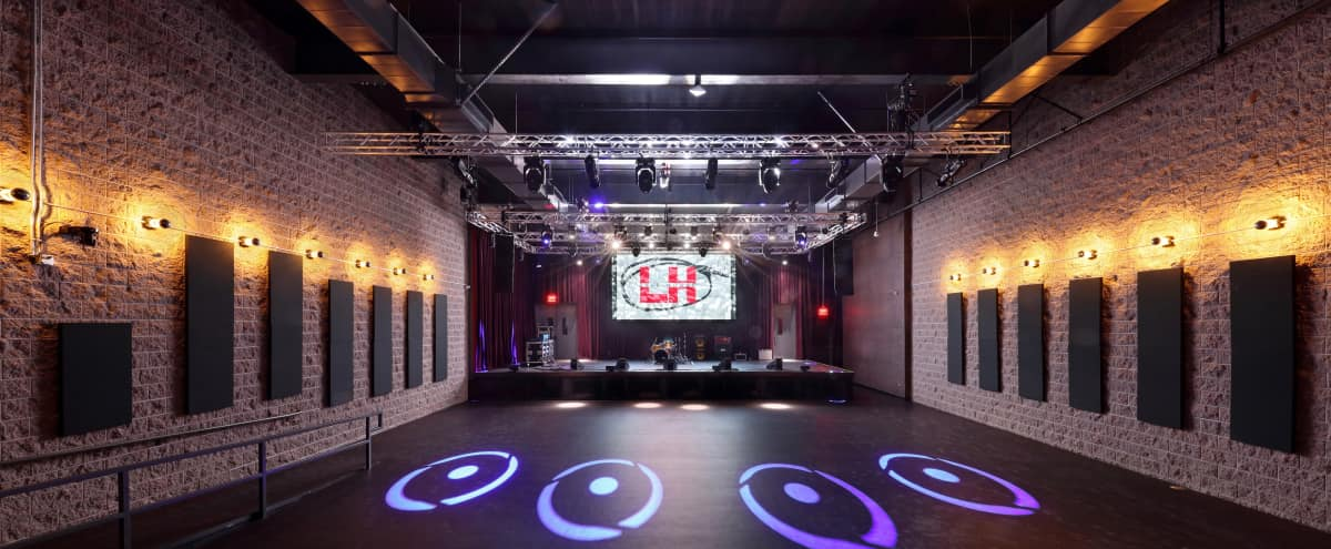 BRAND NEW Multi Purpose Venue in the HEART of HOLLYWOOD in Los Angeles Hero Image in Hollywood, Los Angeles, CA