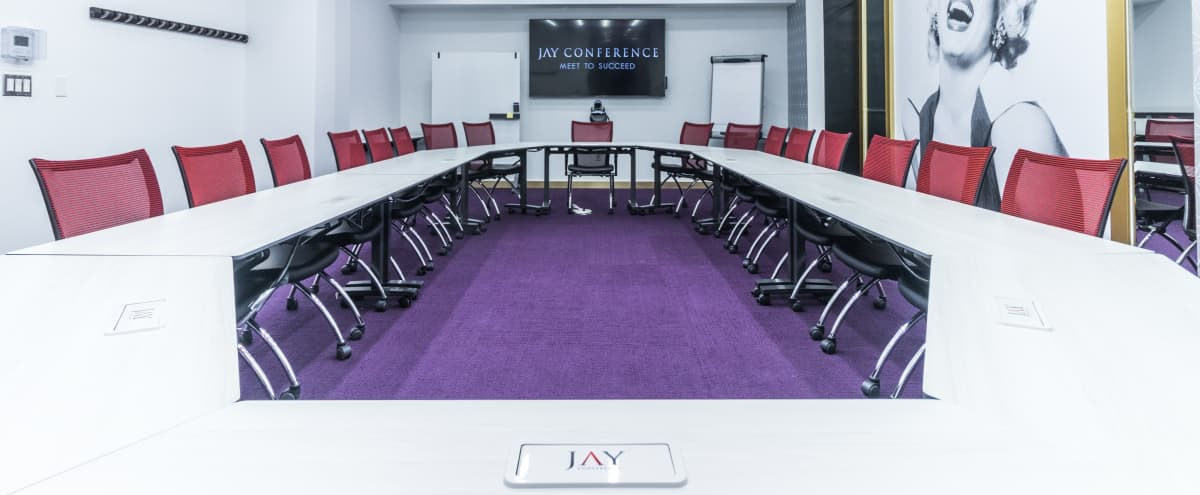 Gorgeous Brand New Meeting Space for up to 54-SPECIAL RATE* 40% OFF in New York Hero Image in Midtown, New York, NY