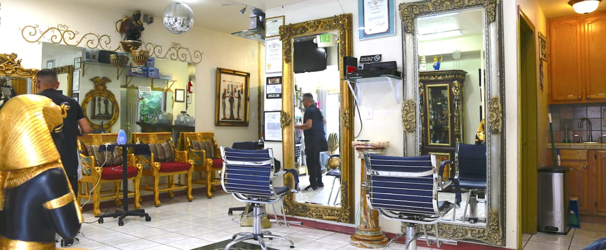 Hair Salon in Silver Lake in Los Angeles Hero Image in Silver Lake, Los Angeles, CA