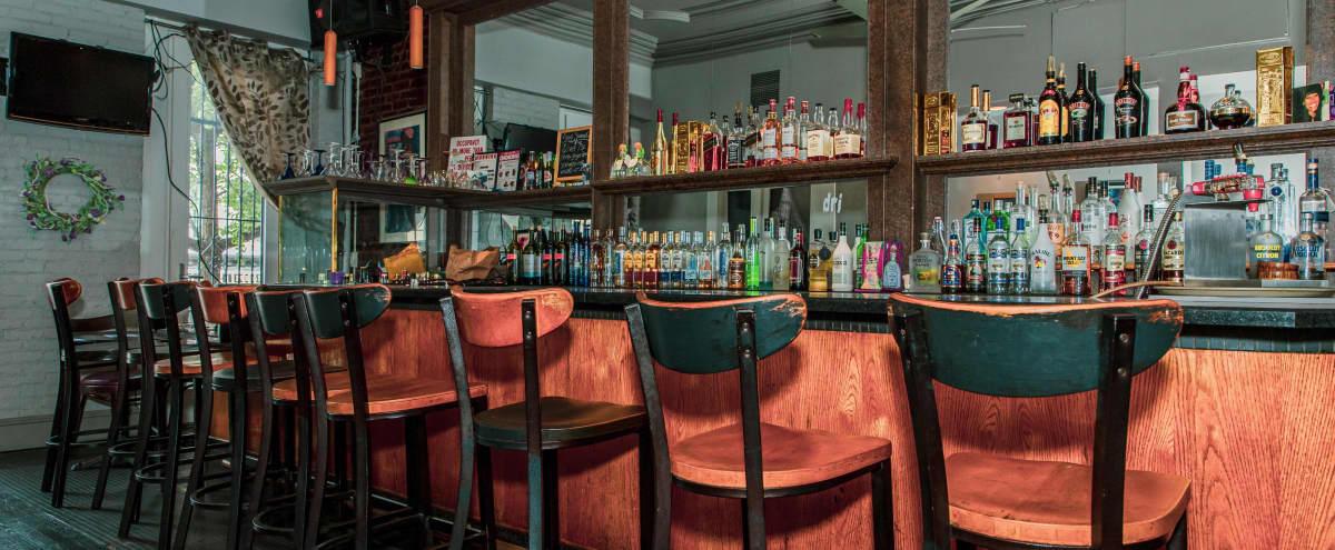 Beautiful Brooklyn Lounge for Filming in Brooklyn Hero Image in Clinton Hill, Brooklyn, NY