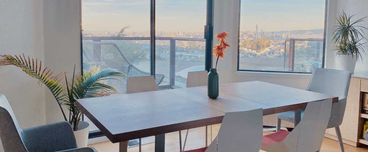 Bright Airy Designer Condo with Skyline View in Noe in San Francisco Hero Image in Noe Valley, San Francisco, CA