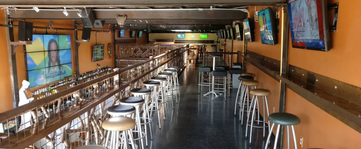 Multilevel SOMA Craft Beer Sports Bar - Mezzanine & Balcony Levels ONLY for Exclusive Buy-Out in San Francisco Hero Image in South of Market, San Francisco, CA