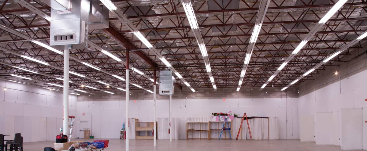 Multi-use, renovated warehouse space in Austin Hero Image in Skyview, Austin, TX