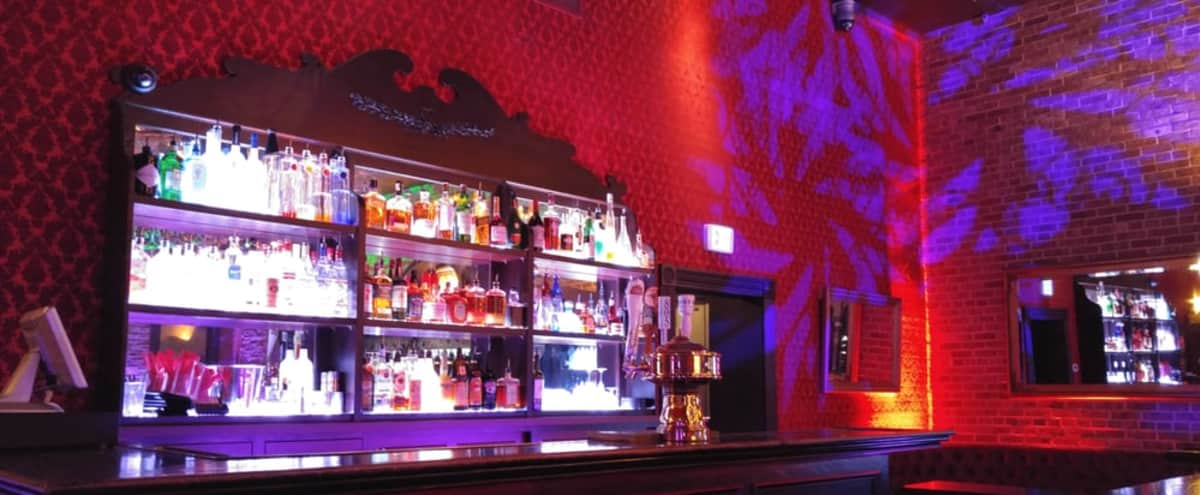 Semi-Private with Dedicated Bar in Vintage Los Gatos Venue in Los Gatos Hero Image in Almonte, Los Gatos, CA
