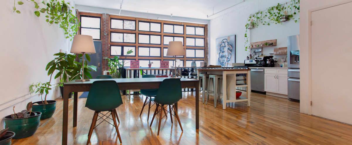 Huge Sunlit Studio W/ Cyclorama | 3,000 SQ/FT in Brooklyn Hero Image in South Williamsburg, Brooklyn, NY
