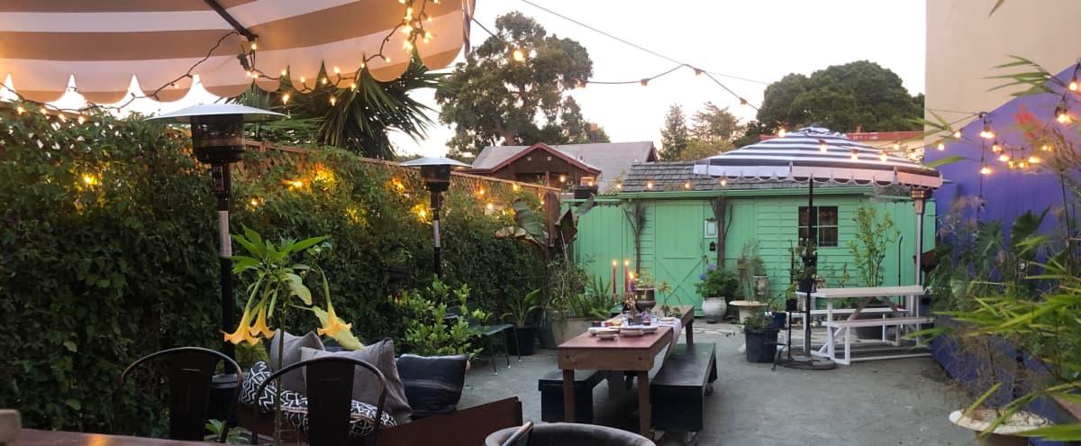 Urban Backyard Oasis in Oakland Hero Image in Piedmont Avenue, Oakland, CA