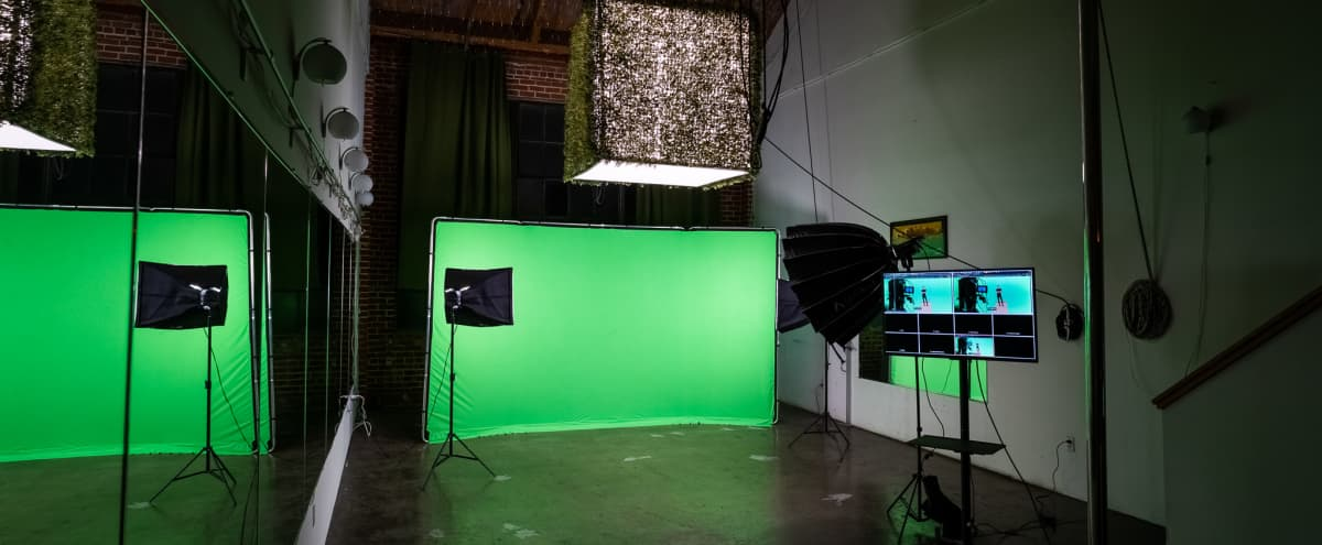 Spacious West Oakland Live Stream / Video / Photo Studio (with Microblading Studio) in Oakland Hero Image in West Oakland, Oakland, CA