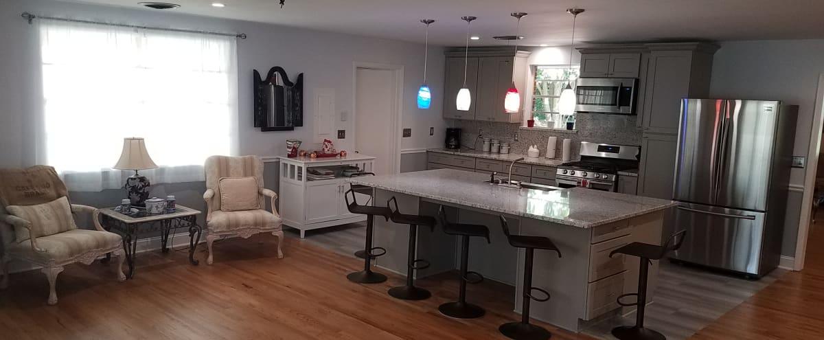 Modern & Rustic open floor plan remodeled ranch home in Augusta Hero Image in undefined, Augusta, GA