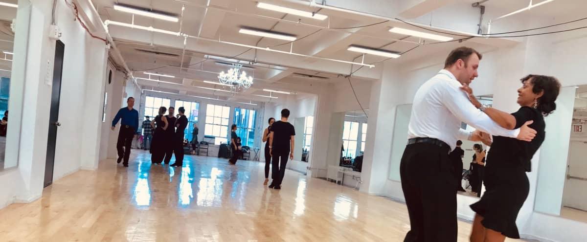 Dance Studio in Manhattan in New York Hero Image in Midtown Manhattan, New York, NY