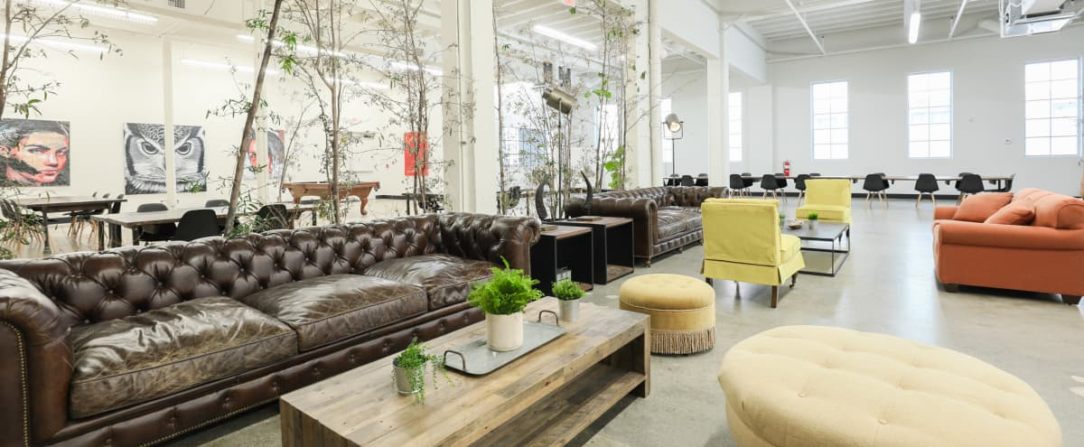 Large Industrial Warehouse Remodeled New York Style in Miami Hero Image in Downtown Miami, Miami, FL