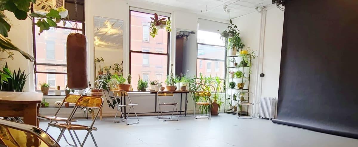 Lower East Side Modern Portrait Studio in New York Hero Image in Chinatown, New York, NY