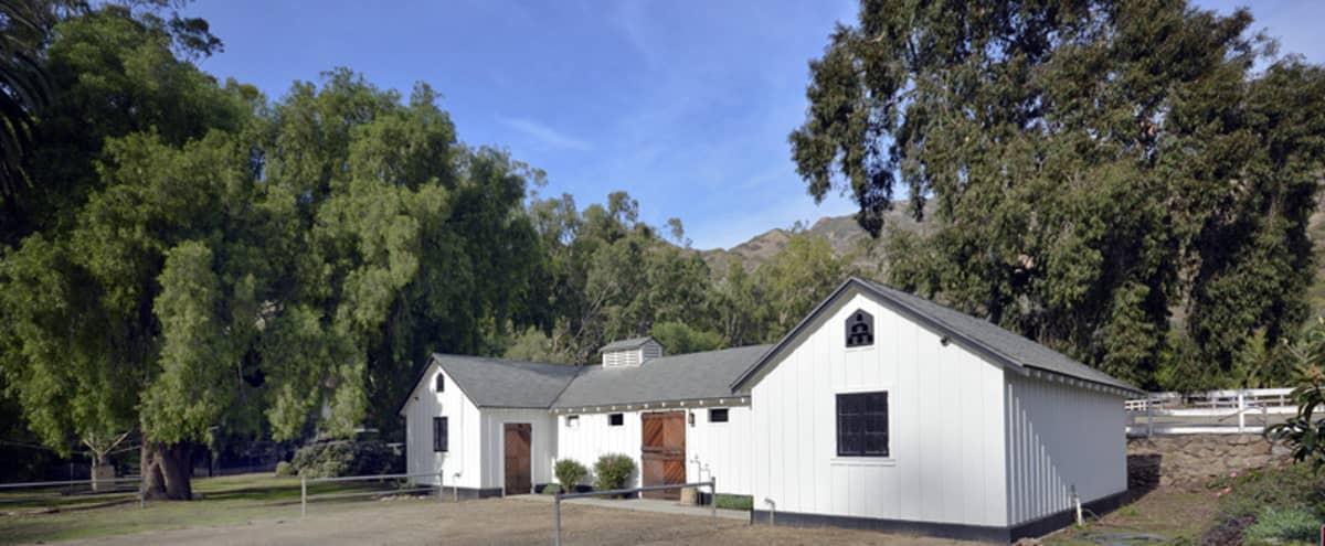Rustic Malibu Foothills Ranch in Malibu Hero Image in Eastern Malibu, Malibu, CA