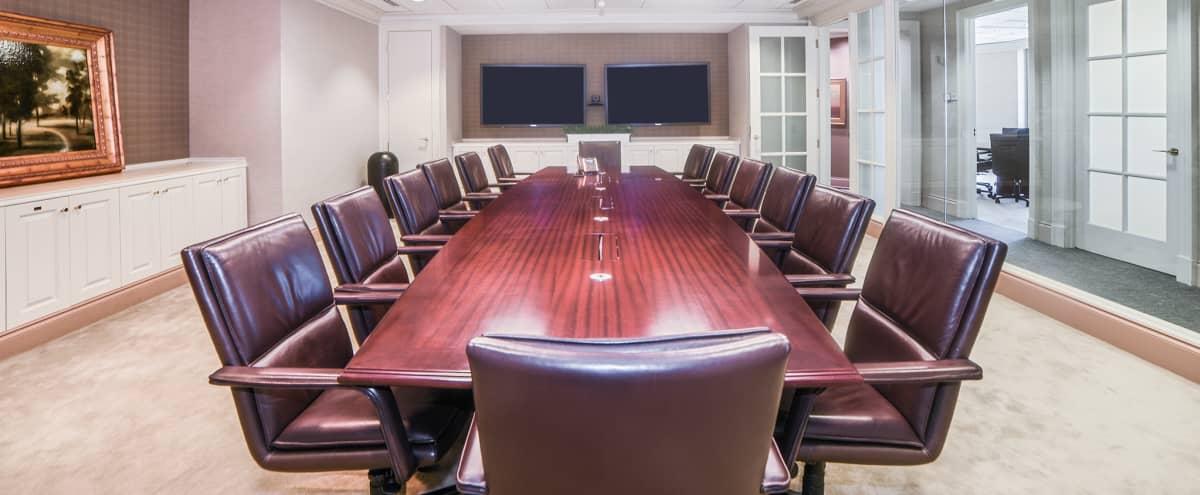 Atlantic Boardroom and Conference Corporate Suite in Atlanta Hero Image in Midtown, Atlanta, GA