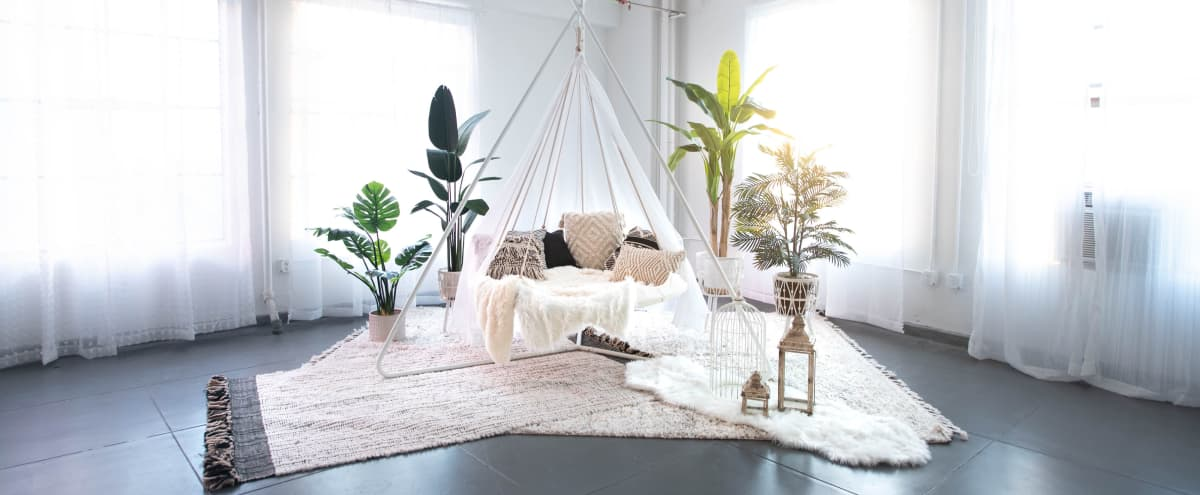 DTLA Boho with Tipi & Moroccan Lounge Decor 3,500sf in Los Angeles Hero Image in South Los Angeles, Los Angeles, CA
