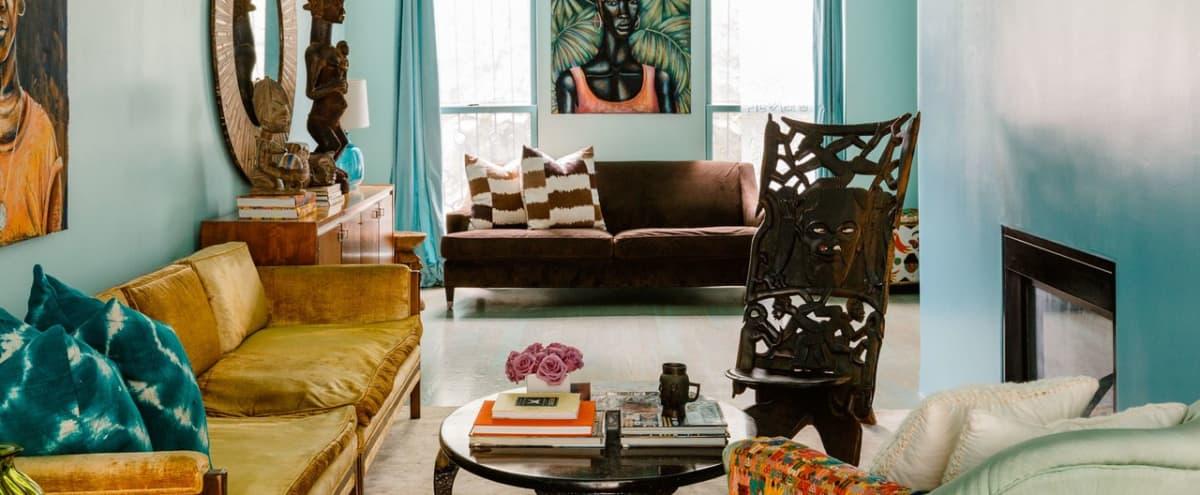 Creative Island Style Bed Stuy Duplex