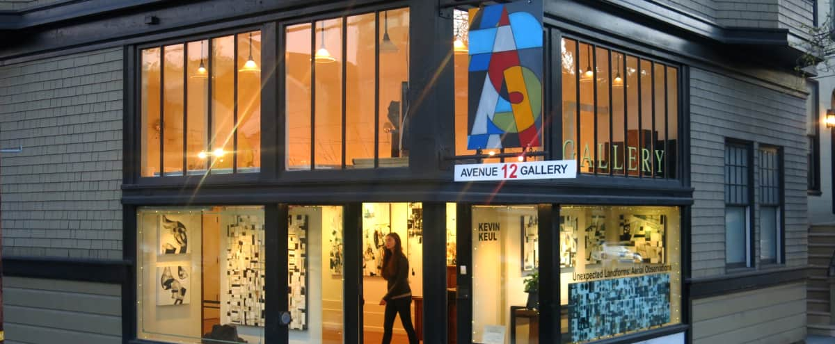 Beautiful Art Gallery in San Francisco Hero Image in Inner Richmond, San Francisco, CA