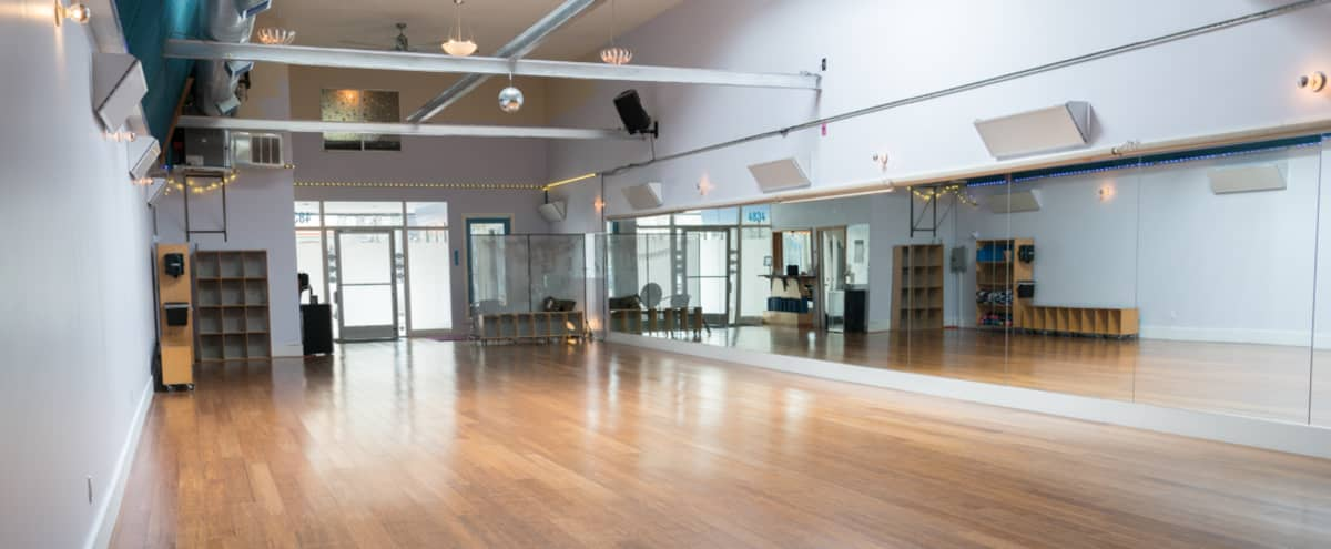 Spacious Movement Studio in Temescal in Oakland Hero Image in Temescal, Oakland, CA