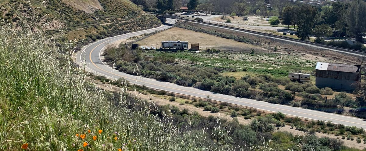 Spacious Lot in Beautiful Canyon area , Next to railroad tracks in Acton Hero Image in undefined, Acton, CA