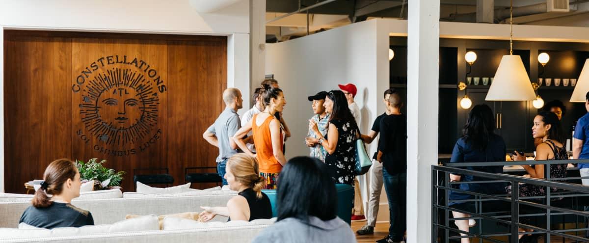 Creative & Cultural Workspace Available to Rent for Film & Photo, Weddings, Meetings & Events in Atlanta Hero Image in Downtown Atlanta, Atlanta, GA