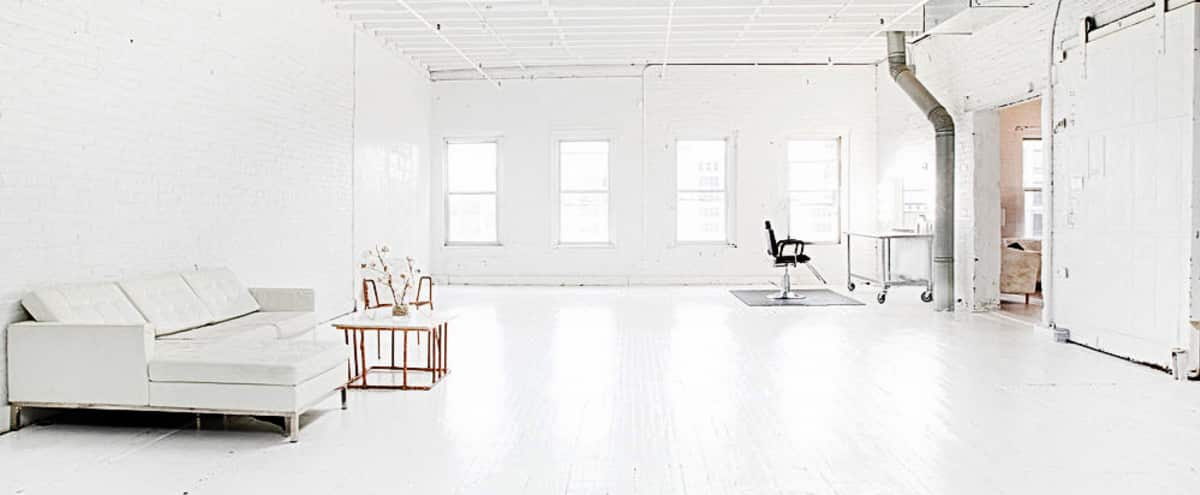 Photo/Video Studio with Kitchen in the Heart of Brooklyn in Brooklyn Hero Image in Prospect Heights, Brooklyn, NY