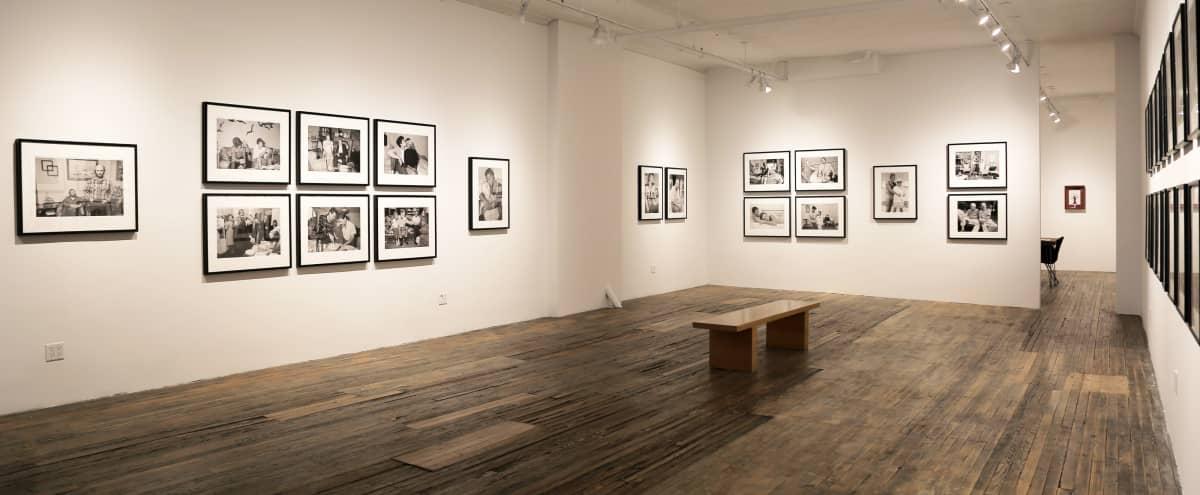 Spacious Art Gallery in Lower East Side in New York Hero Image in Lower East Side, New York, NY