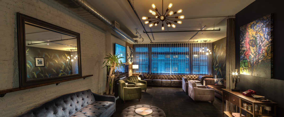 The Perfect Event Space - Furnished Modern Loft in New York Hero Image in Midtown, New York, NY
