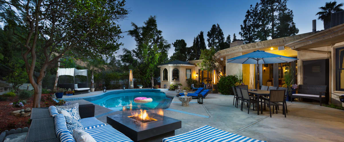 Beverly Hills Trousdale Estates Home with Pool & Tennis Court 90210 in Beverly Hills Hero Image in Trousdale Estates, Beverly Hills, CA