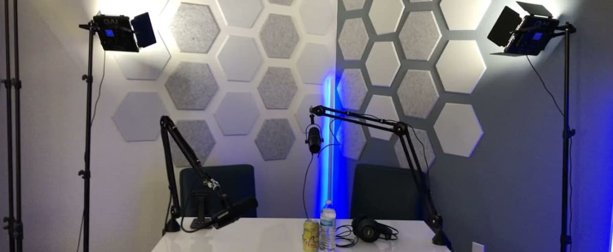 Podcast Studio & Creative Space in Valencia in Santa Clarita Hero Image in Valencia, Santa Clarita, CA