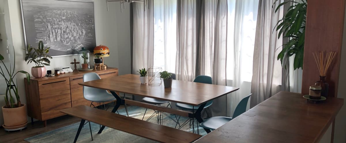 Minimal Mid Century Inspired Home in North Hollywood Hero Image in North Hollywood, North Hollywood, CA
