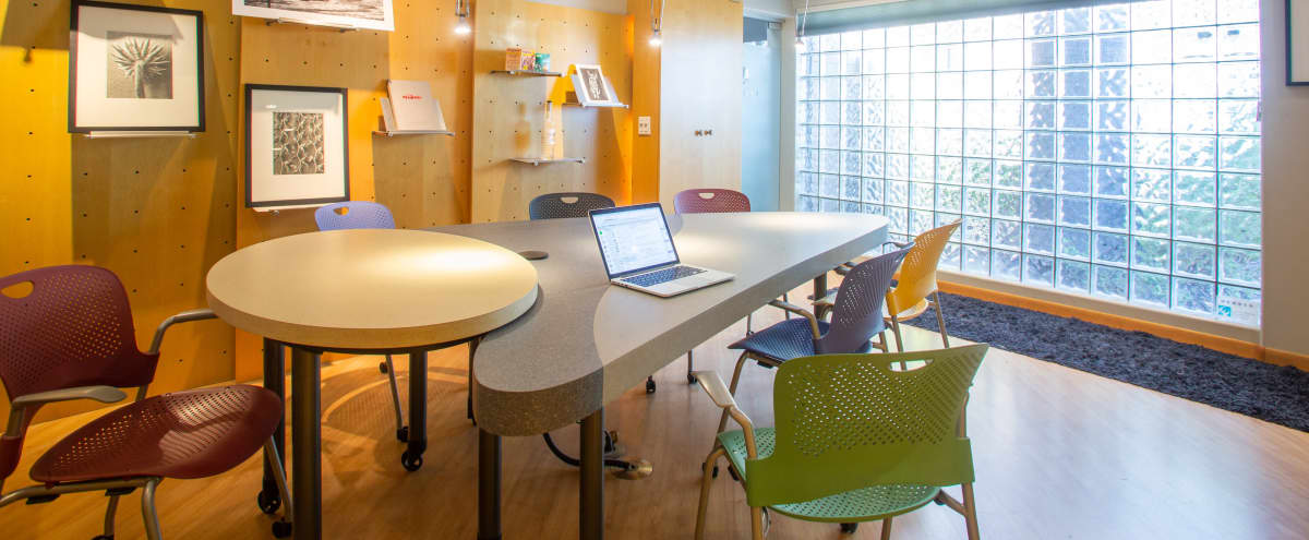 Contemporary Office And Conference Room-Downtown Phoenix in Phoenix Hero Image in Willo, Phoenix, AZ