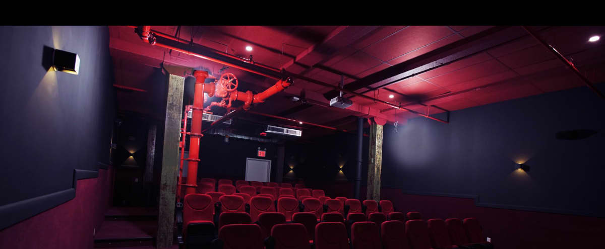 Screening Room/ Event Space in Brooklyn Hero Image in Greenpoint, Brooklyn, NY