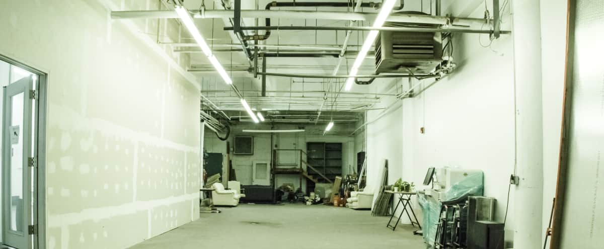 Ultimate Creative Space: Raw Industrial Film & Photography Studio Near Union Square in Boston in Somerville Hero Image in Inner Belt, Somerville, MA