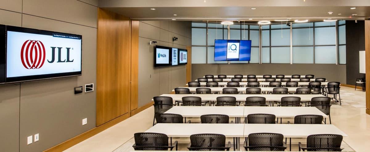 iQ Smart Center - Edison & Tesla Rooms Combined in San Diego Hero Image in Marina, San Diego, CA