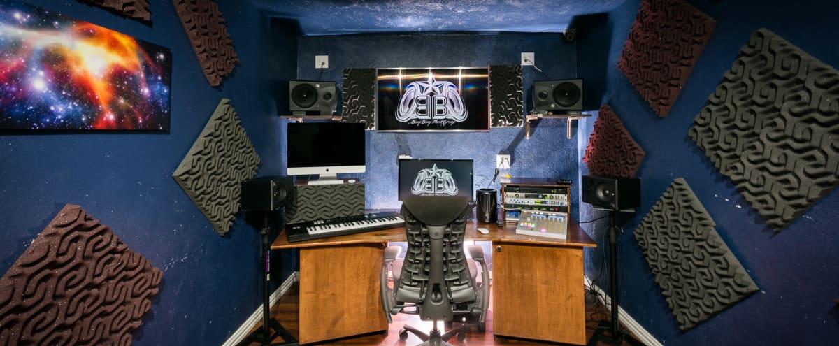 North Dallas Recording Studio in Dallas Hero Image in Northwest Dallas, Dallas, TX