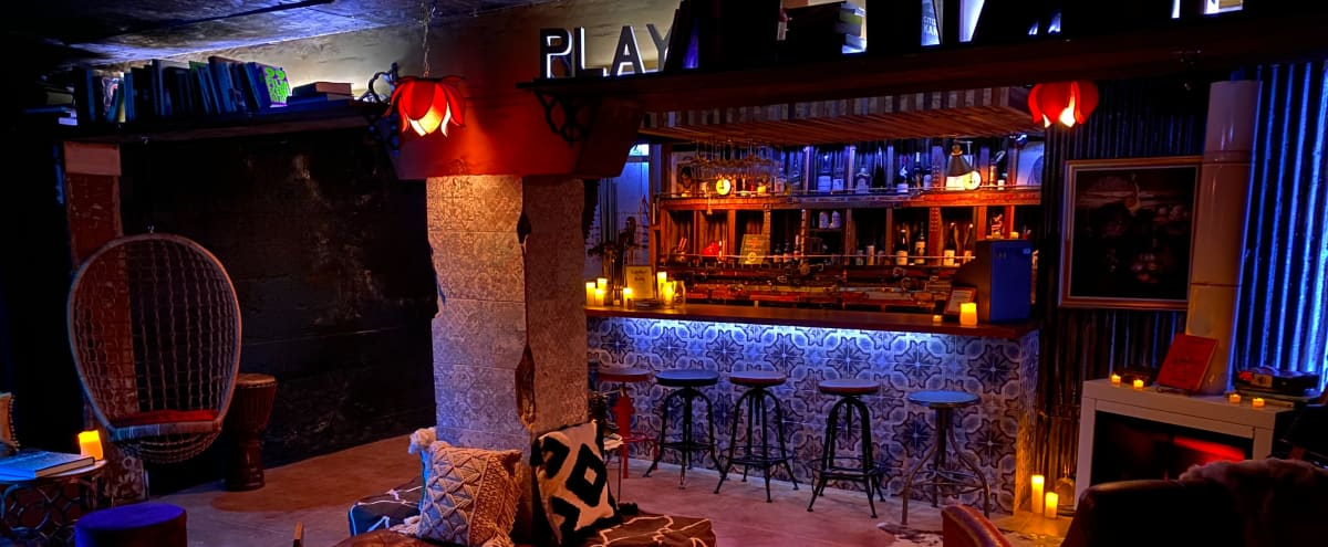 Secret Underground Speakeasy & Wine Cellar in Los Angeles Hero Image in Central LA, Los Angeles, CA