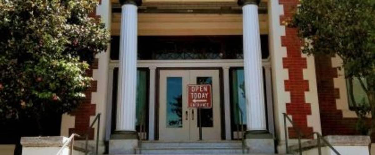Local Museum in Historic Carnegie Library in Richmond Hero Image in Iron Triangle, Richmond, CA