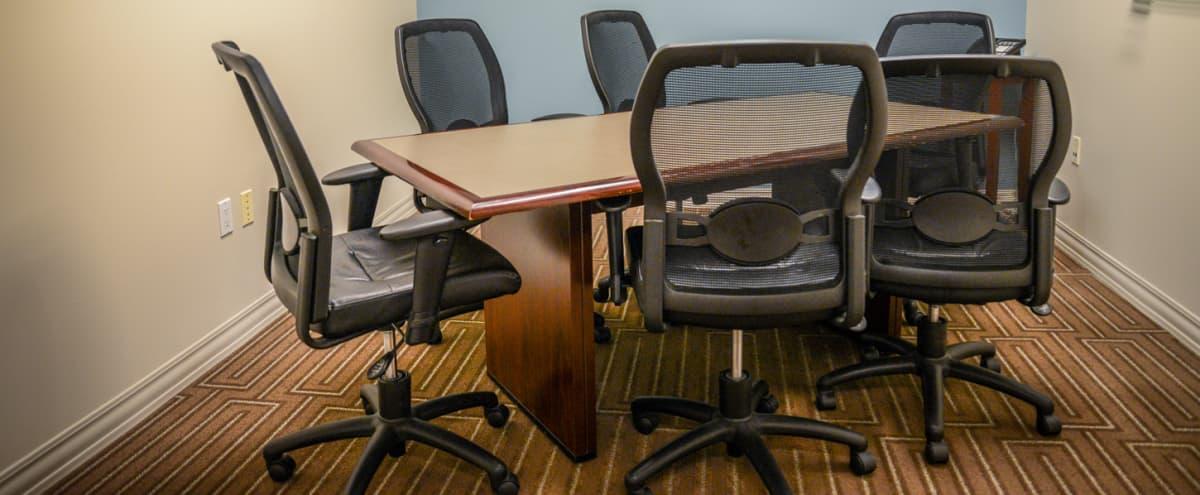 Small Conference Room (S) - P in Irvine in Irvine Hero Image in Irvine Business Complex, Irvine, CA