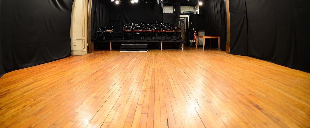 Black Box Theatre in heart of Chelsea's Garden District in New York Hero Image in Midtown, New York, NY